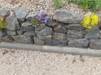 Basalt-Wasserbausteine Kl. II